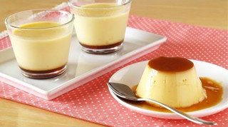 How to Make Custard Pudding (Crème Caramel Recipe) カスタードプリンの作り方 (レシピ)