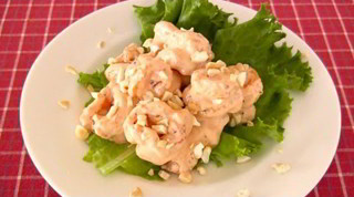 Shrimp Mayonnaise (10 Minutes Recipe) My New Talking Oven 簡単 エビマヨ (10分 レシピ)