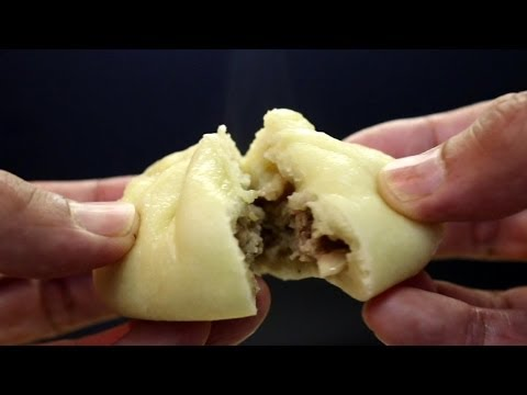 How to make Nikuman(steamed pork buns) 肉まんの作り方